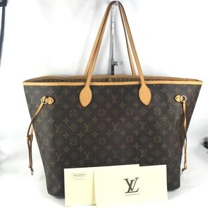 XXXL Louis Vuitton neverfull gm